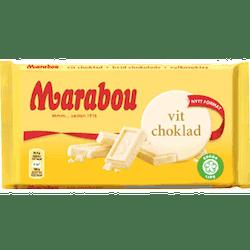 Marabou Vit Choklad 185 g
