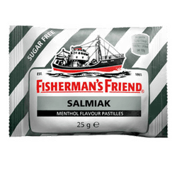 Fisherman's Friend Salmiak Soc
