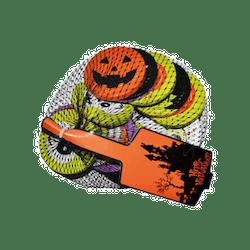 Chokladpeng Halloween