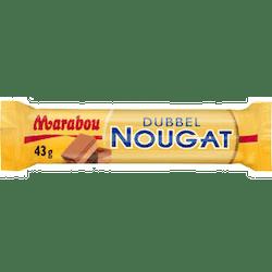 Marabou Dubbelnougat 43 g