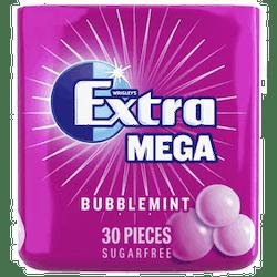 Extra Mega Bubblemint burk