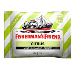 Fisherman's Friend Citrus Suga