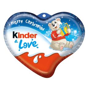 Kinder Love Xmas 37g