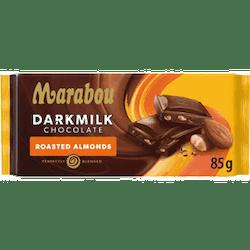 Marabou Darkmilk Roasted Almon