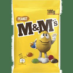 M&Ms Peanut bag 100g