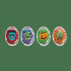 Chokladägg Halloween