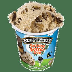 Ben & Jerrys Peanut butter