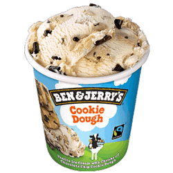 Ben & Jerry`s Cookie Dough