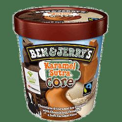 Ben & Jerry Karamel sutra core