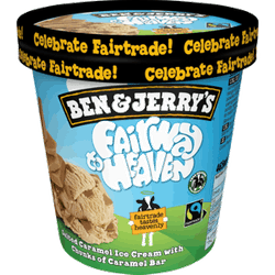 Ben & Jerry Fairway to heaven