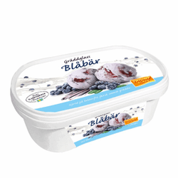 Triumf Blåbär laktosfri 0,5L