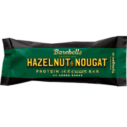 Barebells Bar Hazelnut Nougat