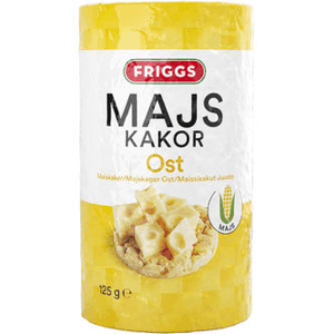 Friggs Majskaka Ost