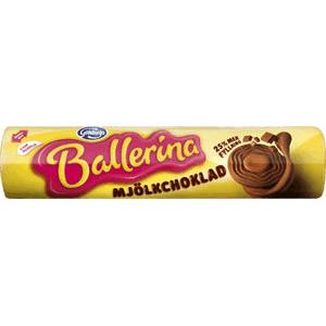 Ballerina Mjölkchoklad