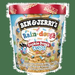 Ben & Jerry Rain-dough Cookie