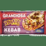 Grandiosa Pizza Kebab