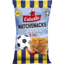 Estrella Matchsnacks Sourcream