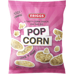 Friggs Minimajskaka popcorn 40