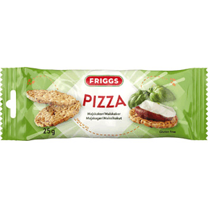 Friggs Snackpack Pizza 25g