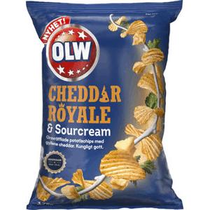 OLW Cheddar Royale & Sourcream
