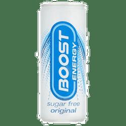 Boost energy sugarfree