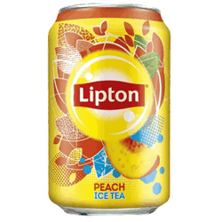 Lipton Ice Tea Peach 33 cl San
