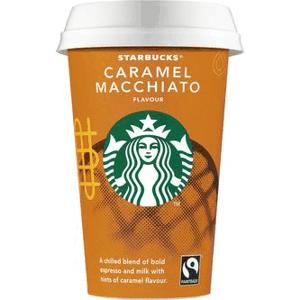 Starbucks Carmel Macchiato