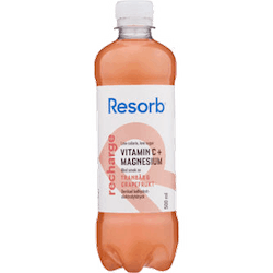 Resorb Recharge cranberry