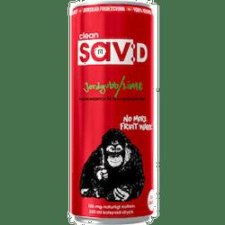 Clean Savd Jordgubb/Lime