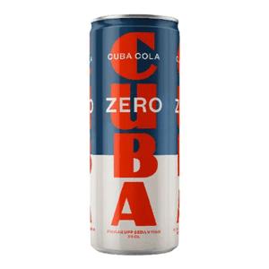 Cuba Cola Zero 33cl