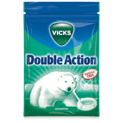 Vicks Double action 72g