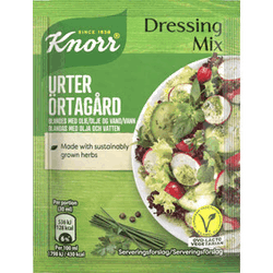 Knorr dressing ört