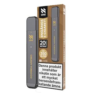 N One Creamy tobacco