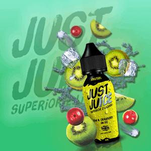 Just Juice Kiwi & Cranberry
