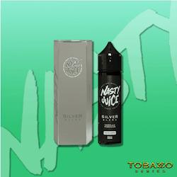 Nasty Juice silver tobak 50ml