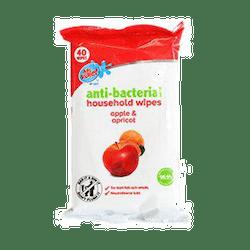 Våtservett Antibakteriell Äppl