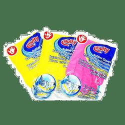 Gummihandske Medium