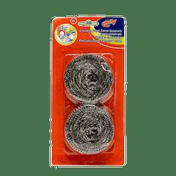 Stålbollar 2-pack
