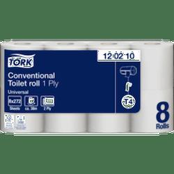 Tork Toilet Roll 8-pack