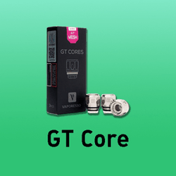 GT Core 6 - 3pack co