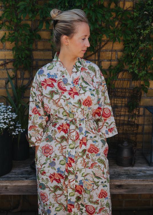 Kimono Sequoia Cream