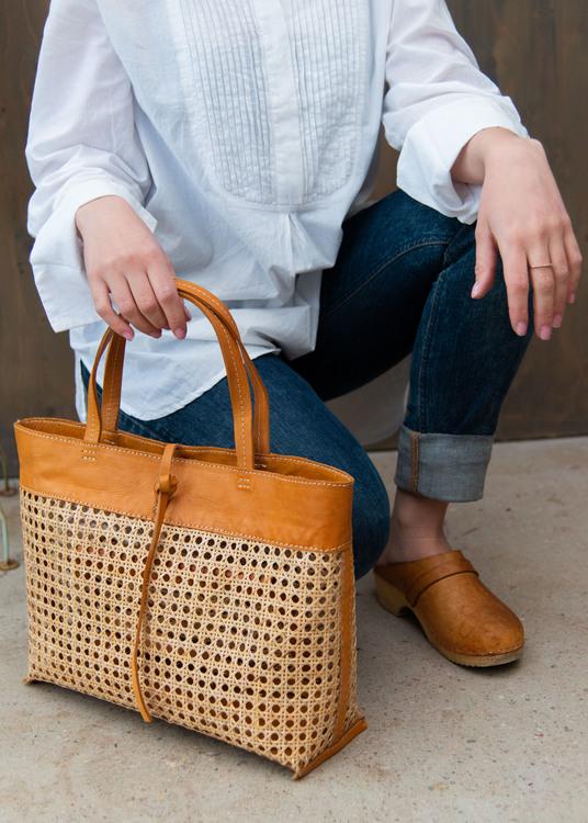 Ini Bag Tan