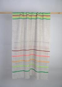 Wrap Beige stripe