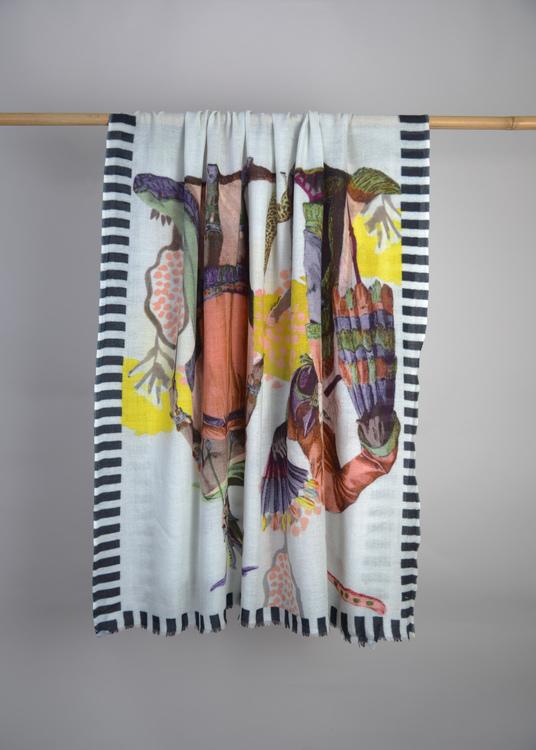 Wool Wrap Colonial