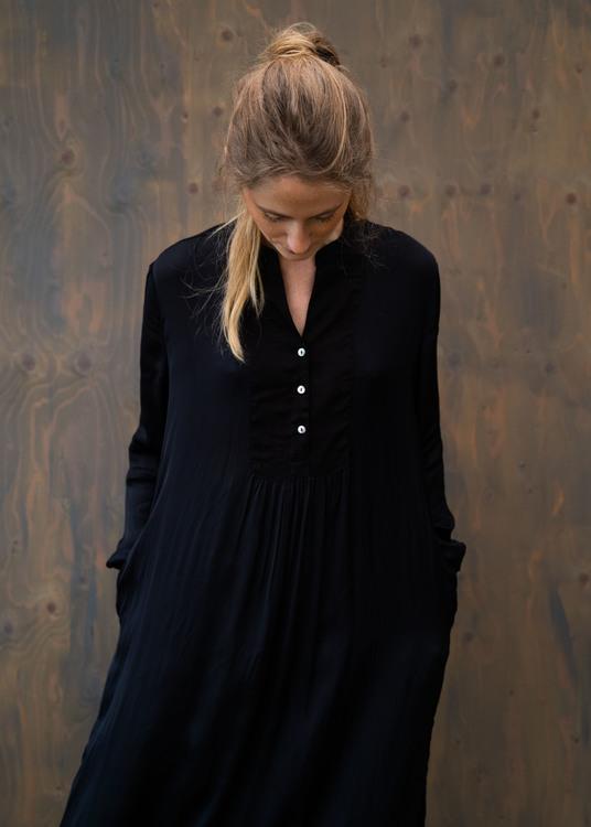 Anna Dress Black OF