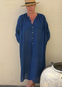 Jutta Dress Blue