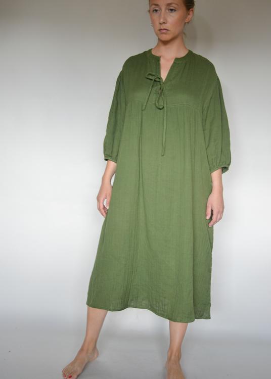 Inga Dress Green