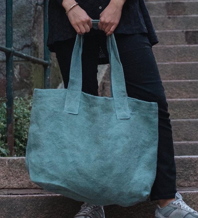 Viken Bag Turquoise