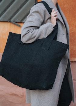 Viken Bag Black