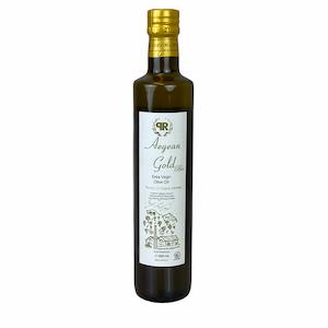 Olivolja Agean Gold kallpressad Ekologisk 500ml